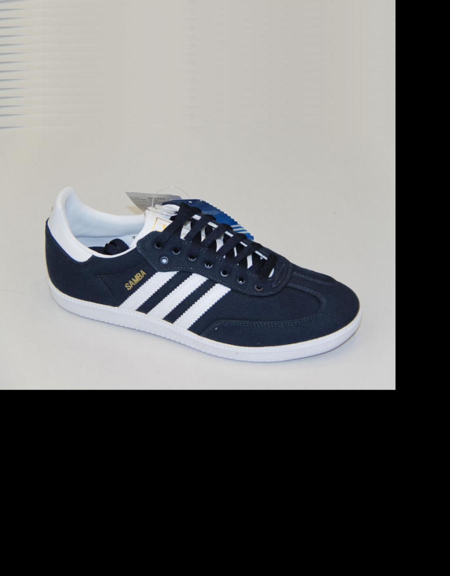 zapatillas adidas samba azules