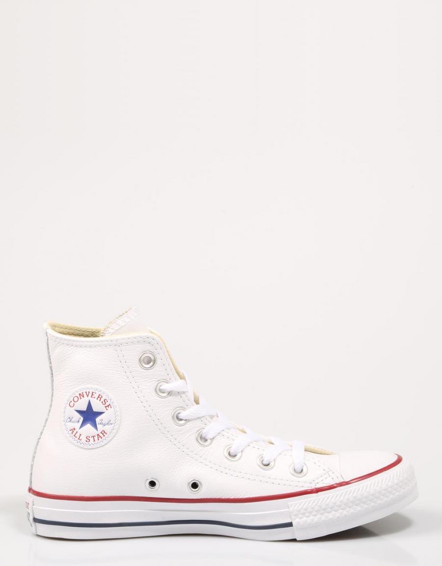 Zapatos Mayka|Zapatillas Converse Ctas Hi Piel