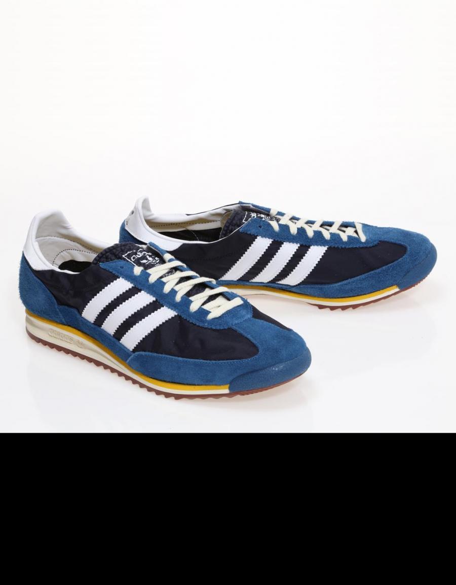 adidas sl 72 vintage azul