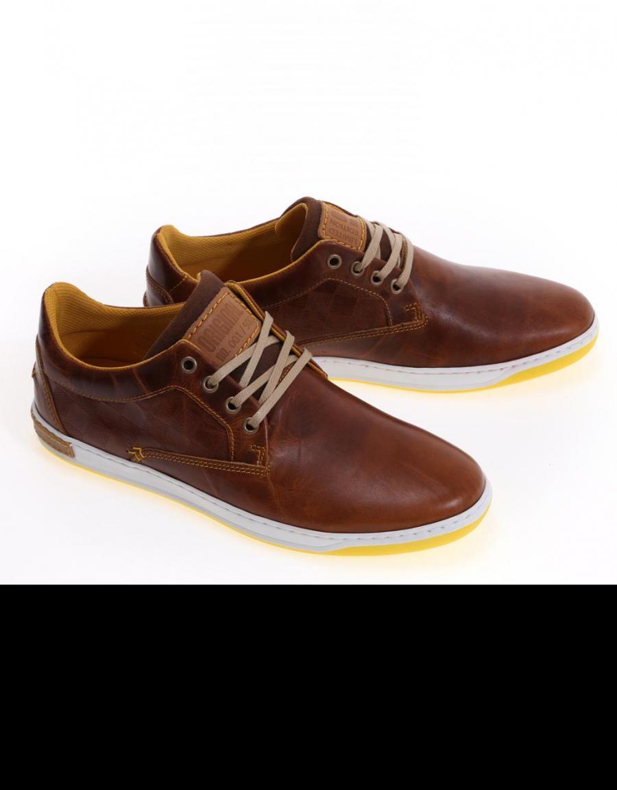 Bullboxer 596k25030, zapatos sport Cuero Piel   48888   OFERTA
