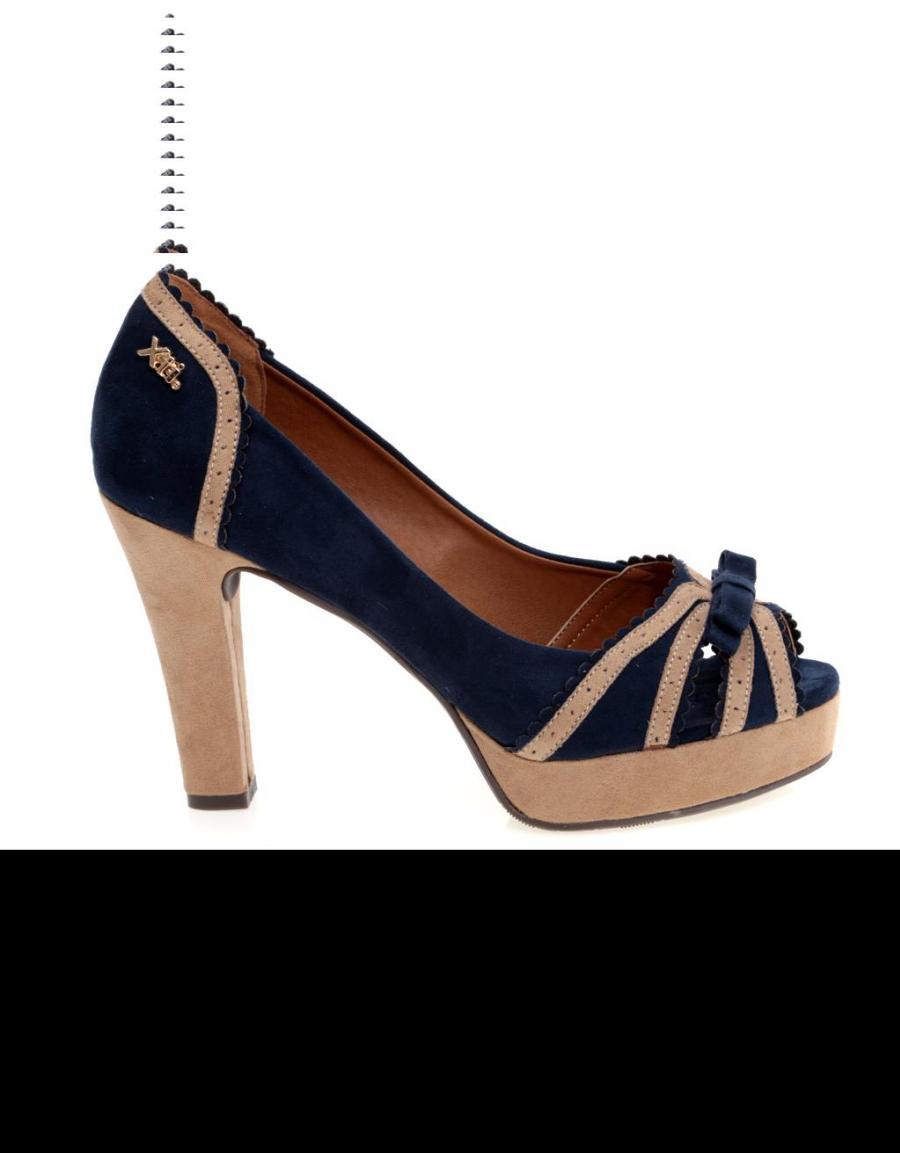 Zapatos azul marino Xti para mujer 4XmyF3