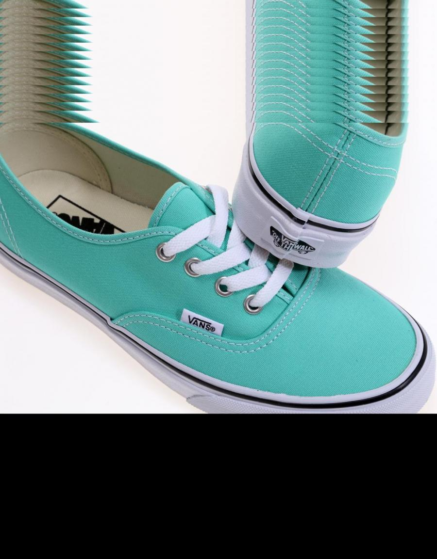 vans verde zapatillas