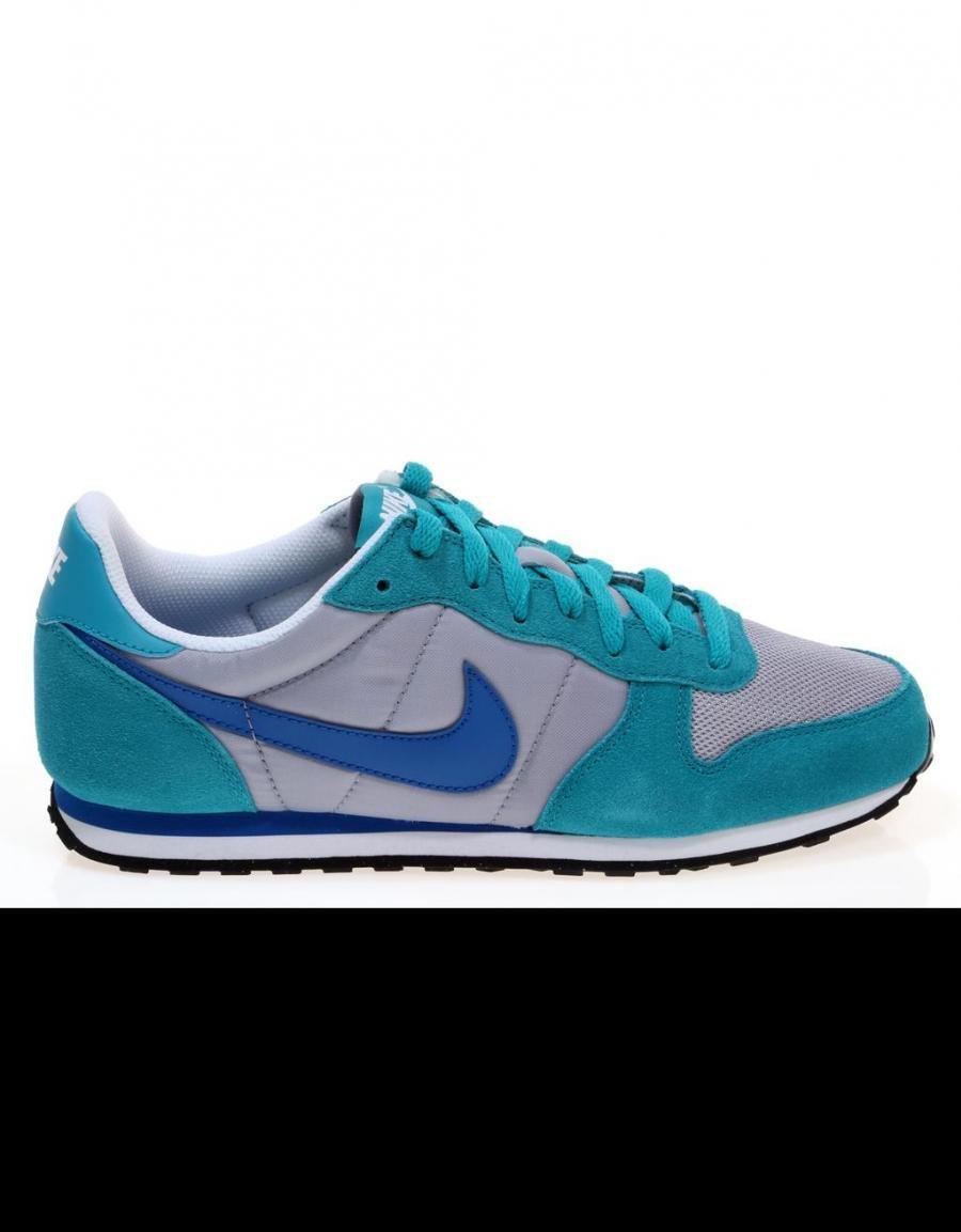 Hombre Nike Mujer nike Lona Genicco Zapatillas Gennico Marino Y7yfgv6b