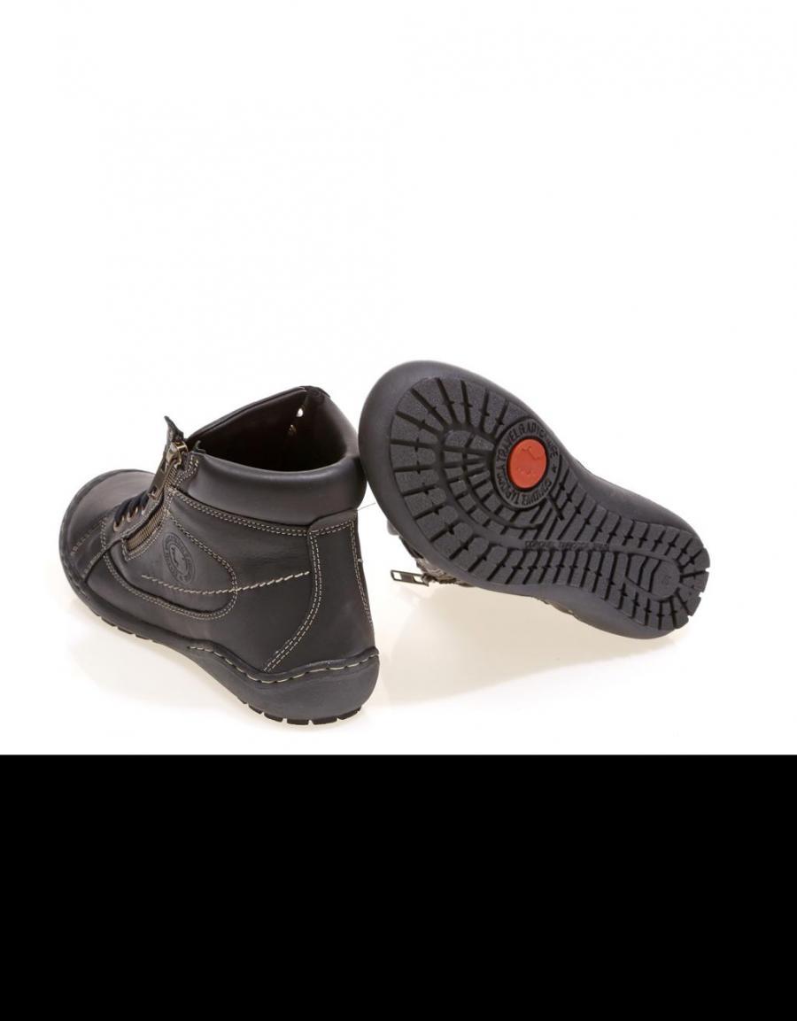 Zapatos negros Coronel Tapioca para mujer qfnRGcCiz