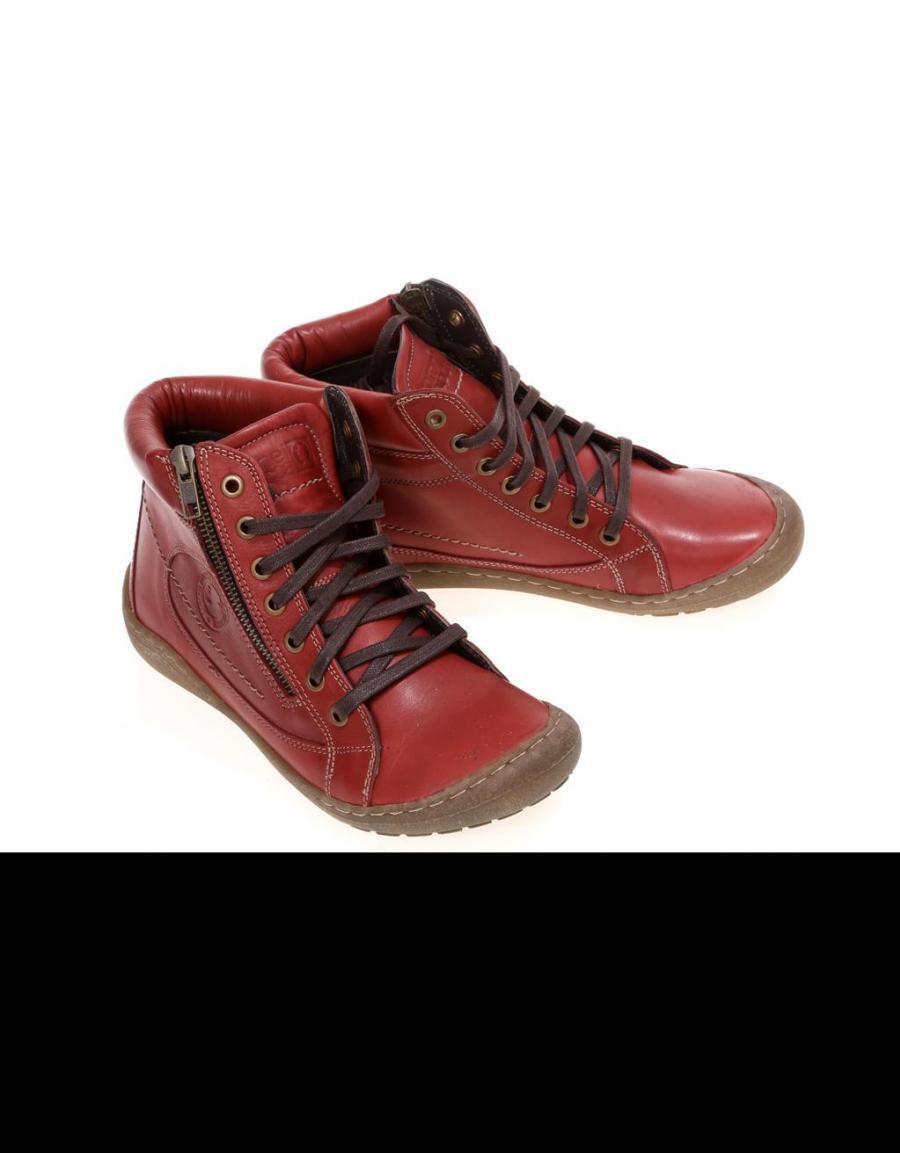 Mujer Zapatos Rojos Tapioca Para Tvh1co0g Coronel TPn0qY7I