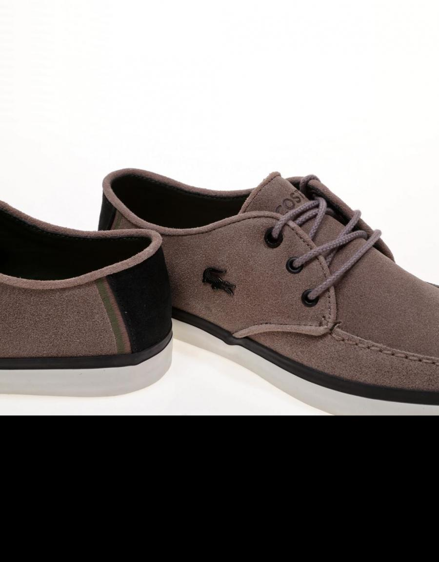 Piel Zapatos Sport Beig 4 Oferta Sevrin 51627 Lacoste SqOw6HxX