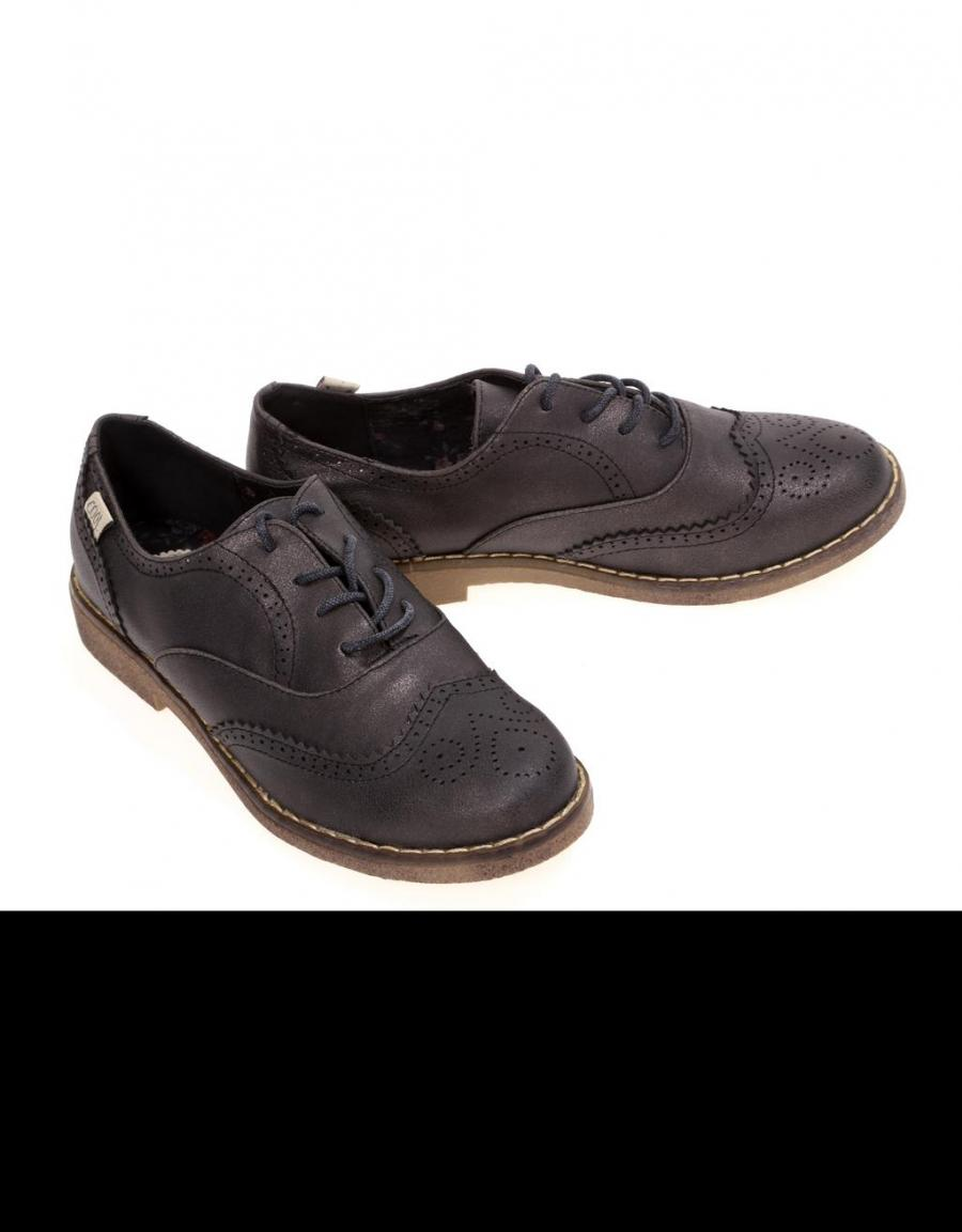 Claud Coolway Oxfords 52290 Negro Polipiel 0qzxqHY