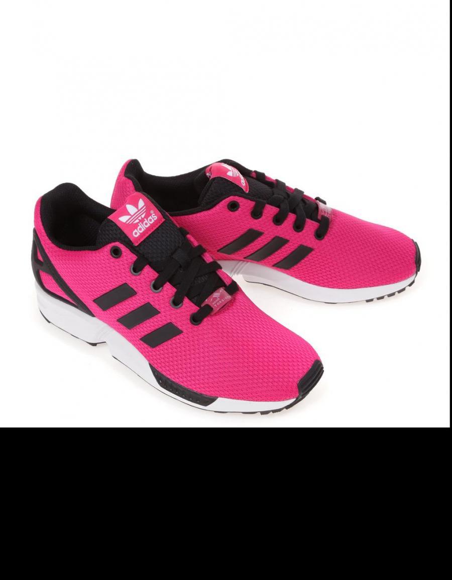adidas rosa zx flux