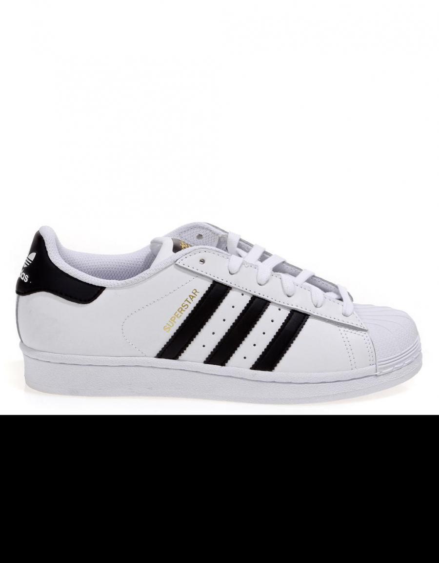 ADIDAS Adidas Superstar J, zapatillas Blanco | 53207 | OFERTA