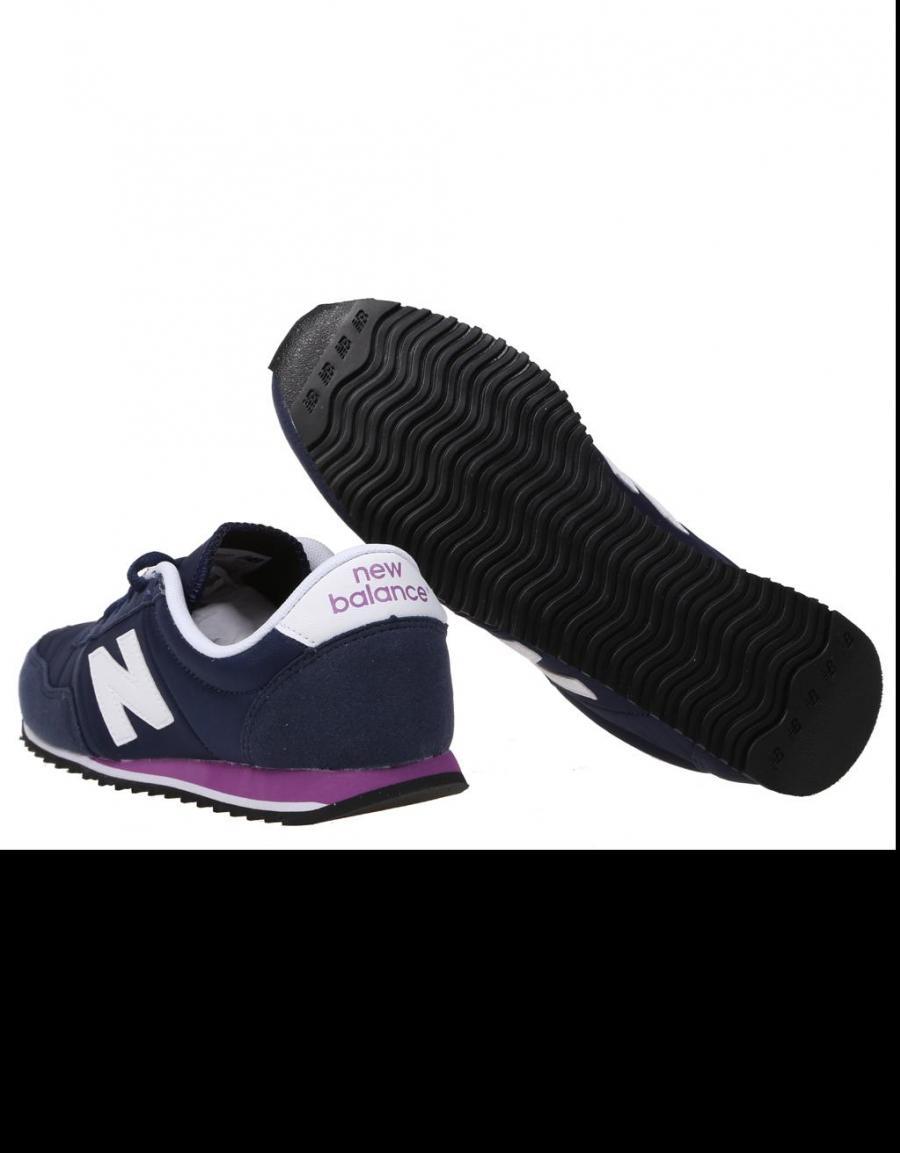 zapatillas new balance u395 marino mujer
