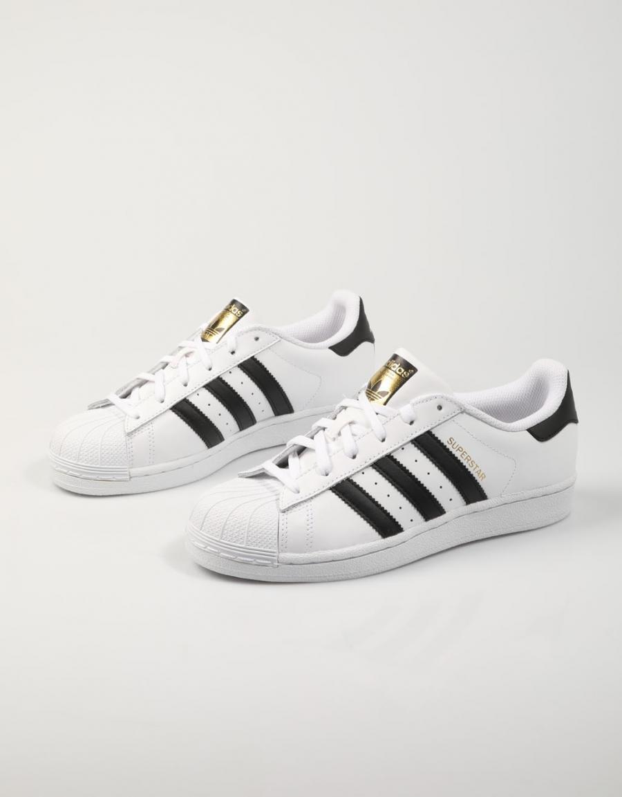finest selection 842d7 5a77b ADIDAS Superstar, zapatillas Blanco Piel   55699
