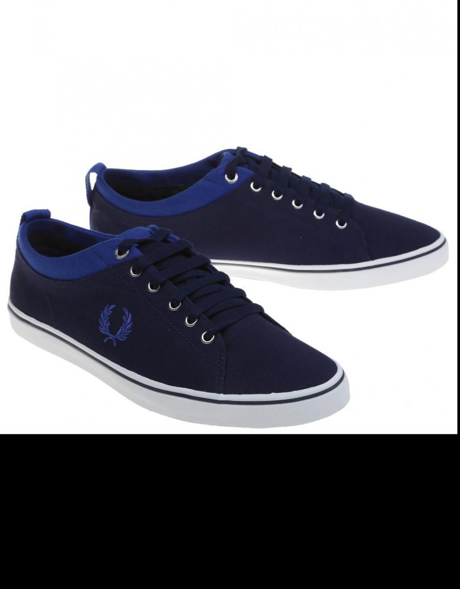 FRojo Perry Lona Hallam, zapatillas Azul marino Lona Perry   55751 e523b8