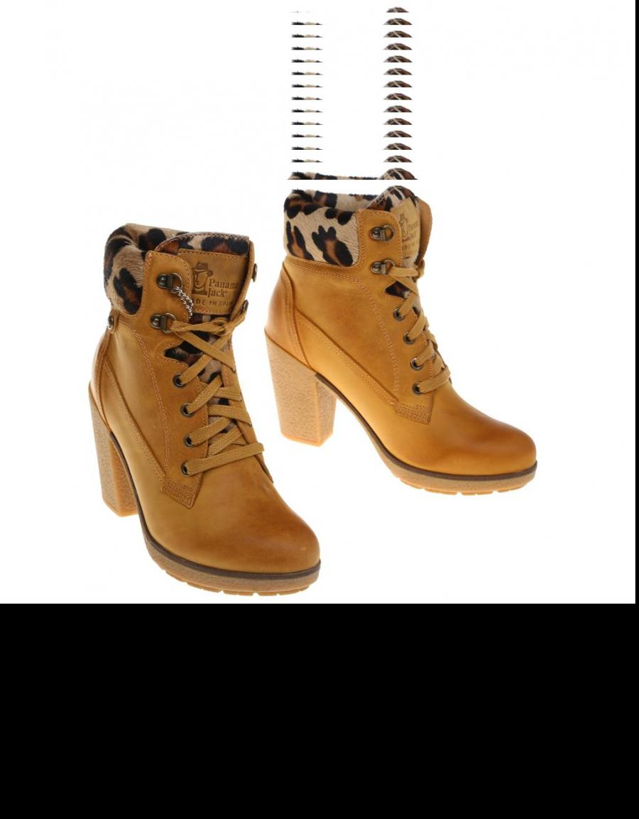 385faa4abc2 Botines Panama Jack CANDY en Cuero. CANDY  CANDY  CANDY  CANDY ...