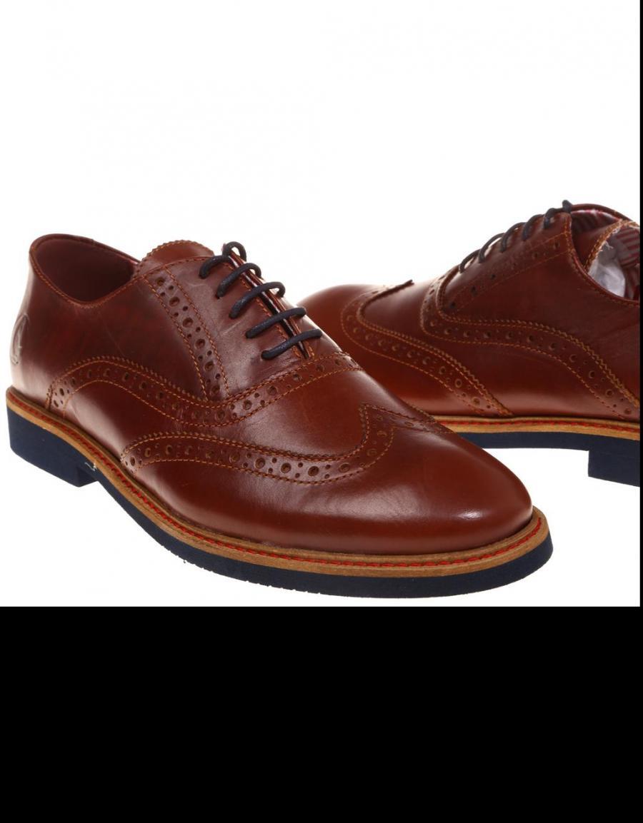 56318 El Ganso Vestir Zapatos Marron Oxford Oferta FqHvXw