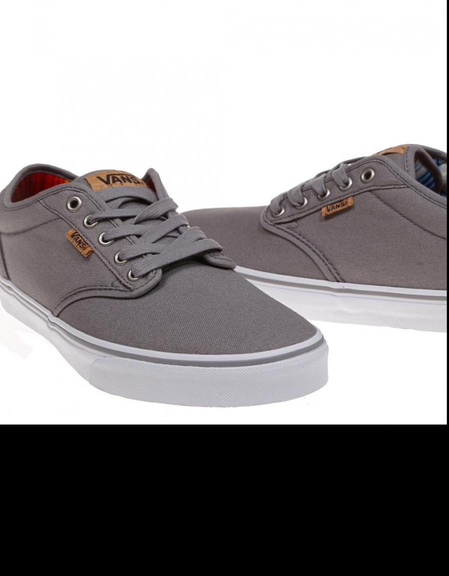 Vans Atwood Deluxe Gris mpx6P