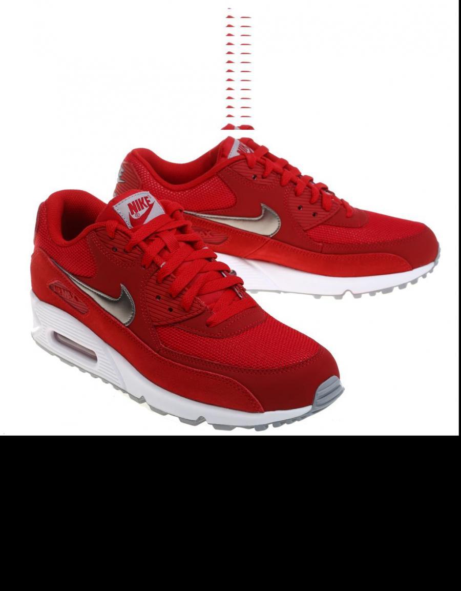 Nike Nike Air Max 90 Essential, zapatillas Rojo | 56859 | OFERTA