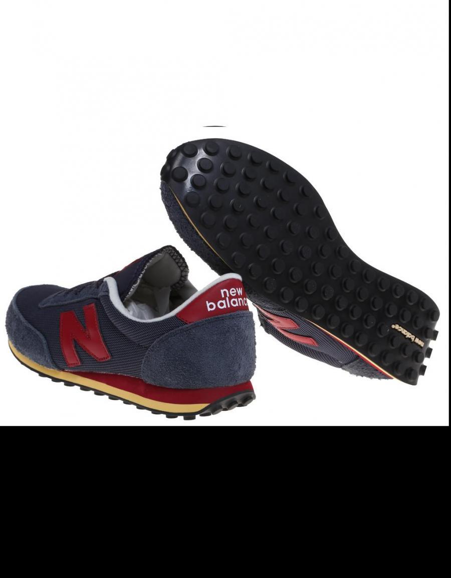 zapatillas new balance u410 azul marino