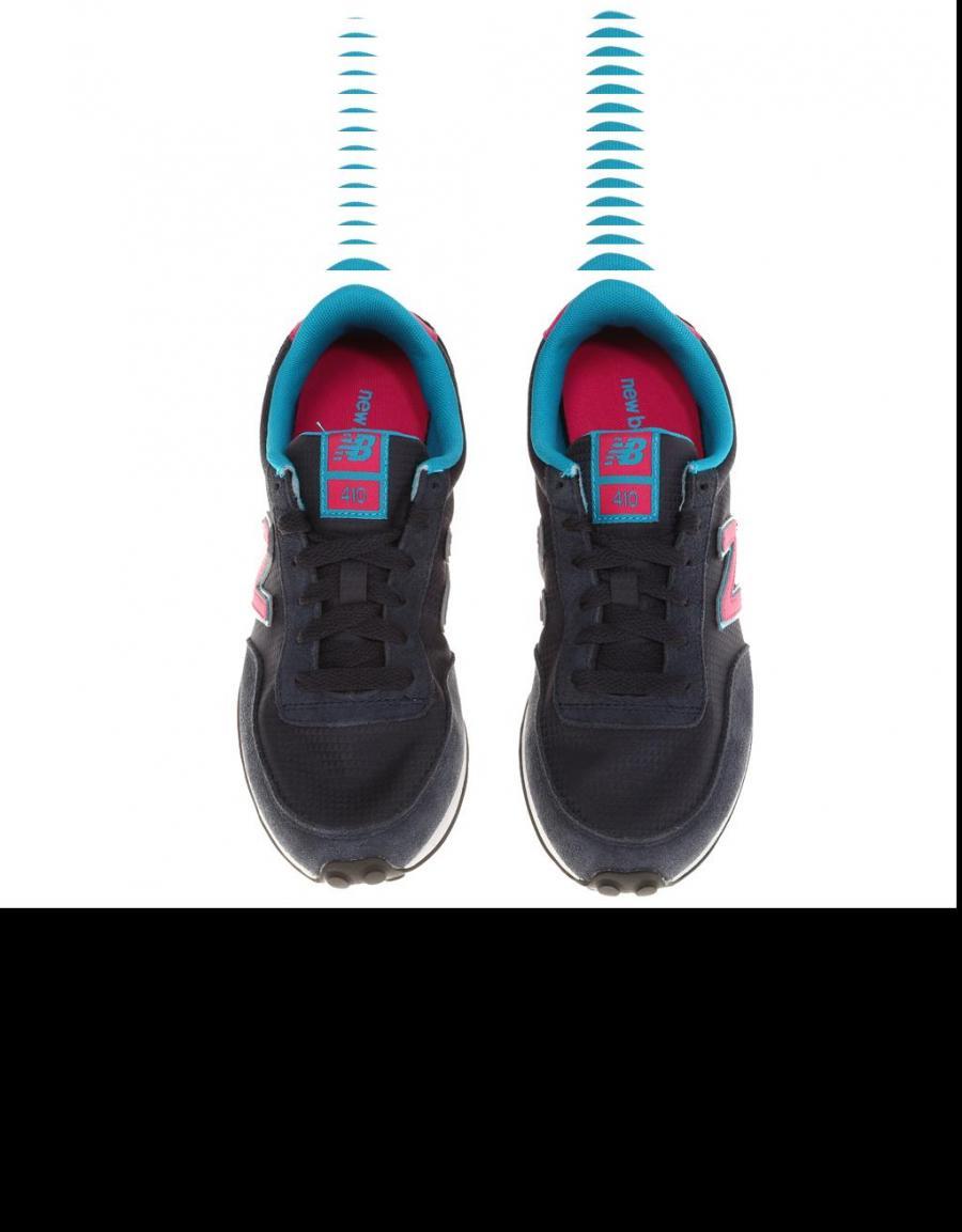 new balance mujer zapatillas azul marino