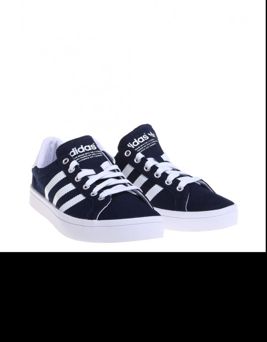 852e15a0 ADIDAS Adidas Courtvantage K, zapatillas Negro | 57081 | OFERTA