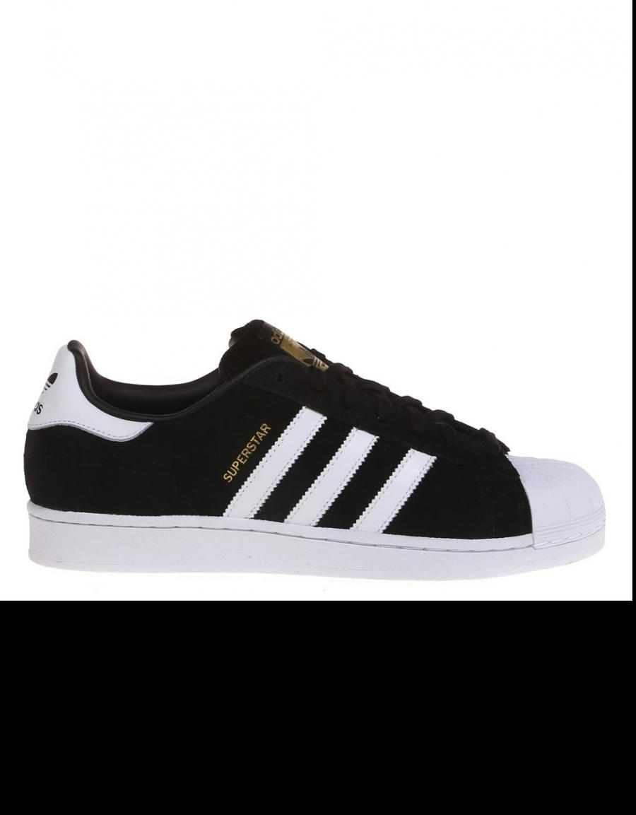 the best attitude a6adf be3fb adidas superstar color negro
