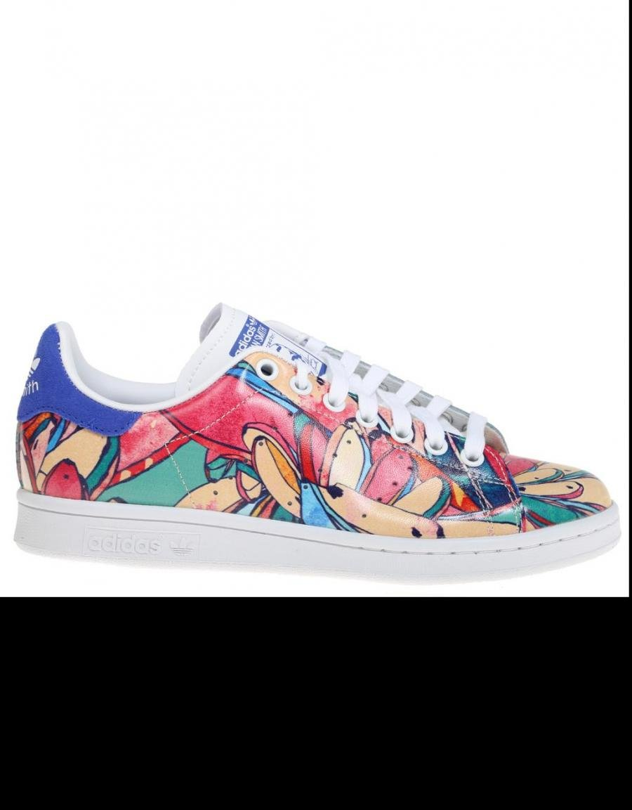 adidas stan smith mujer flores