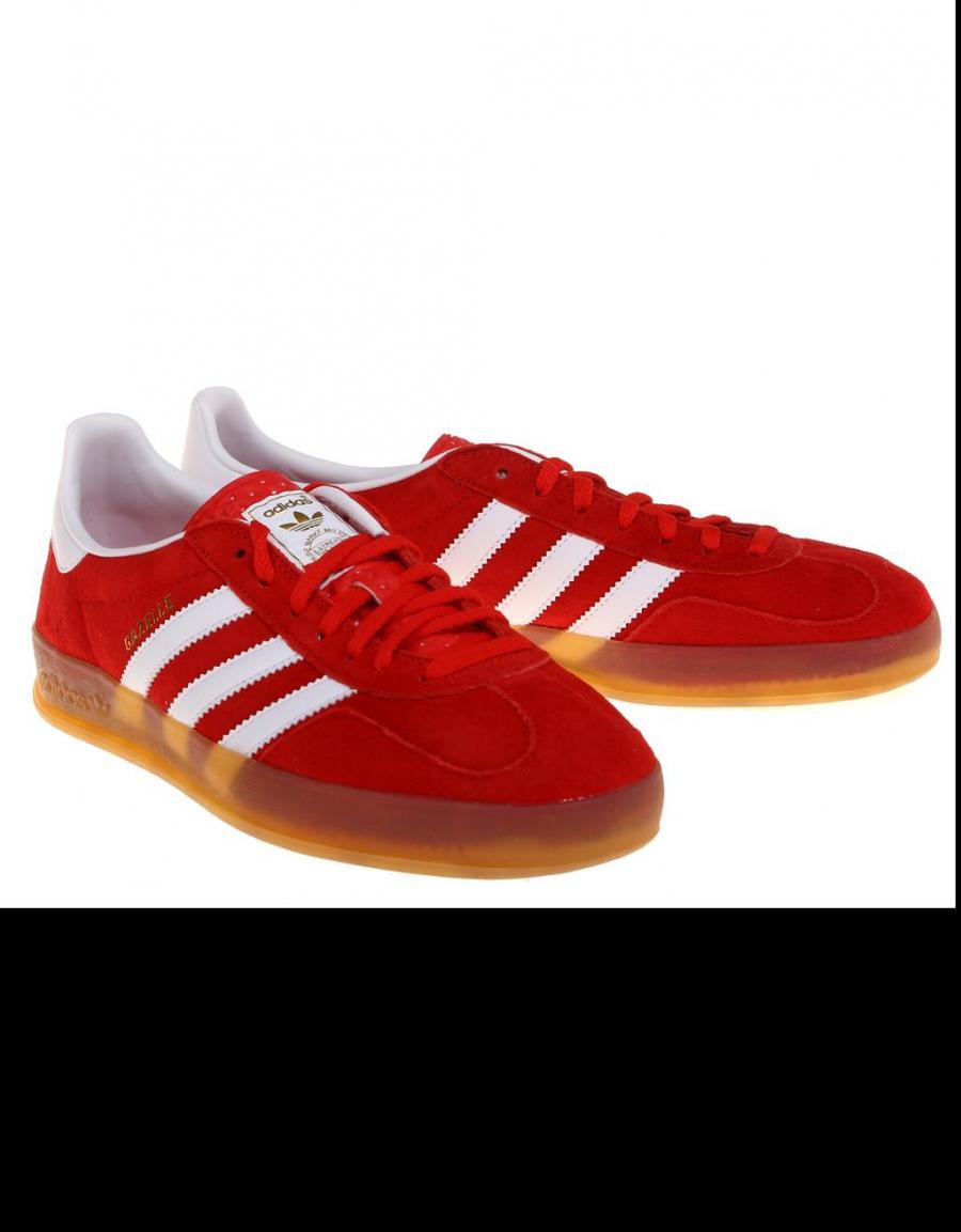 zapatillas adidas rojas gazelle
