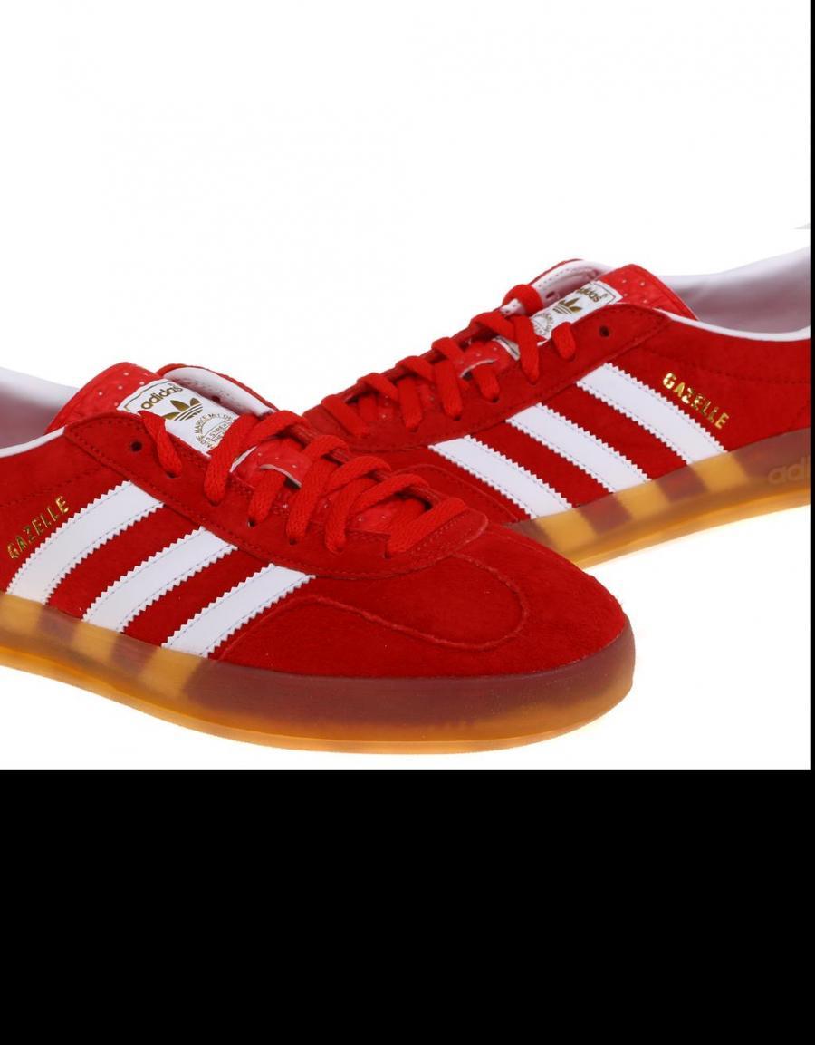 adidas gazelle roja