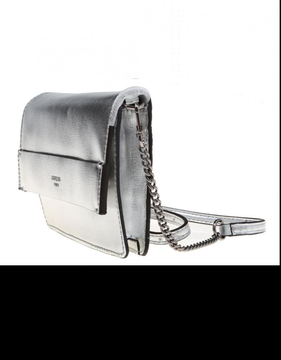 15333a7b Oferta: Guess Bags Guess Hwmp64 15750, bolso Plata | 59628