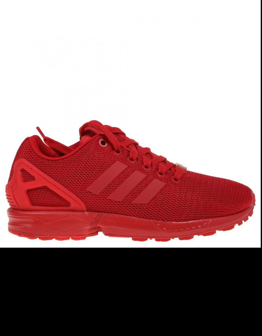 Zx Adidas FluxZapatillas Rojo Lona59752 Oferta 54jLq3AR