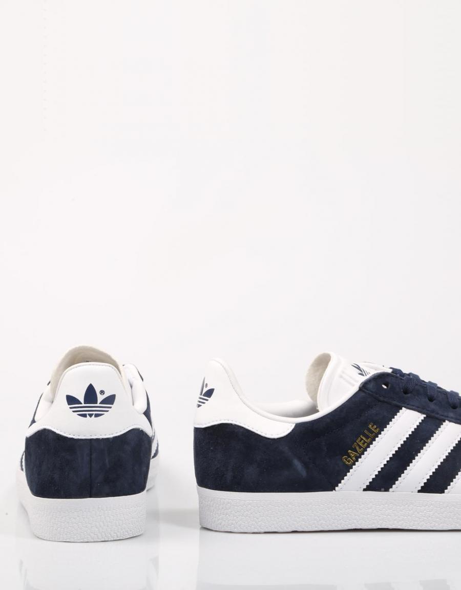 purchase cheap f8a6b d81c5 ADIDAS Gazelle, zapatillas Azul marino Serraje   59772