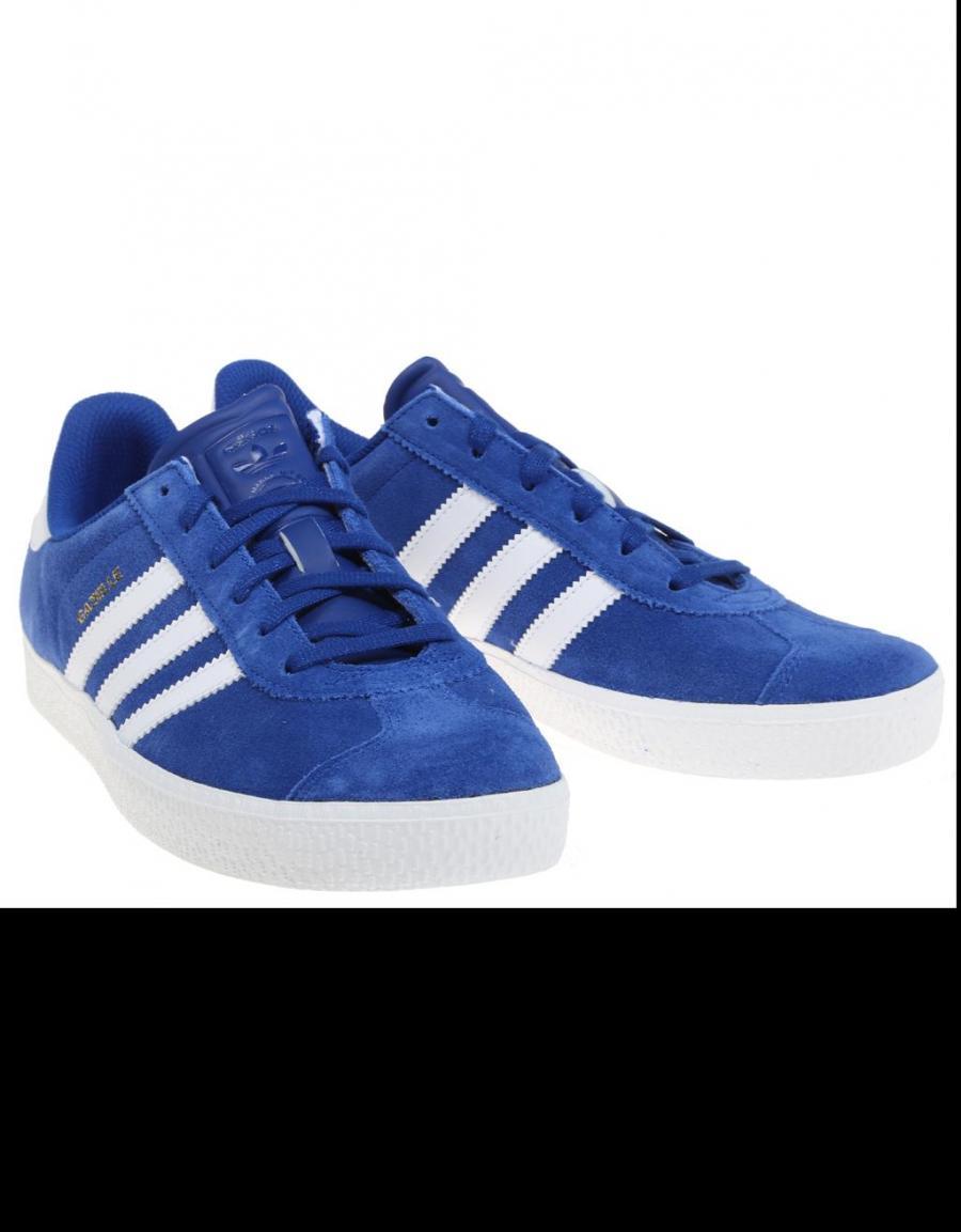 Zapatillas Adidas 59788 Oferta Azul Gazelle Marino Lona UwzyF5qw
