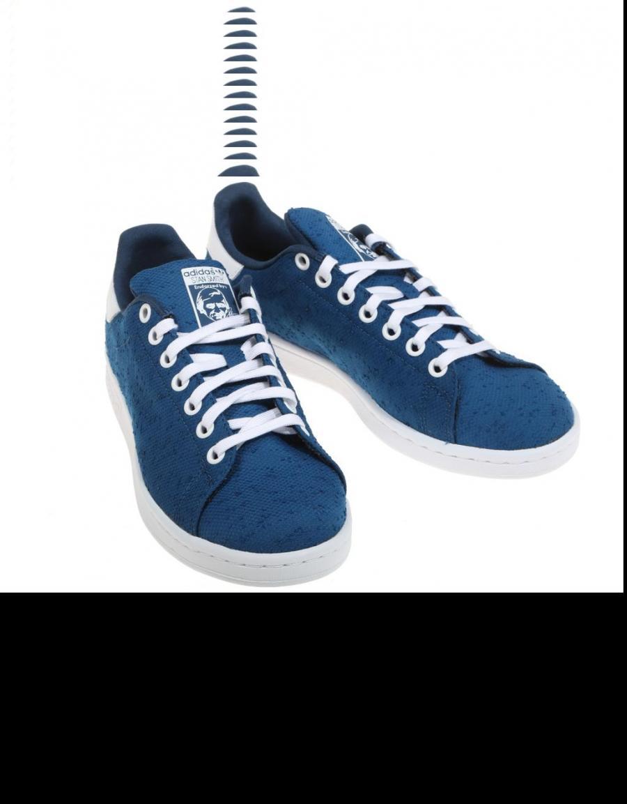 adidas stan smith azul marino