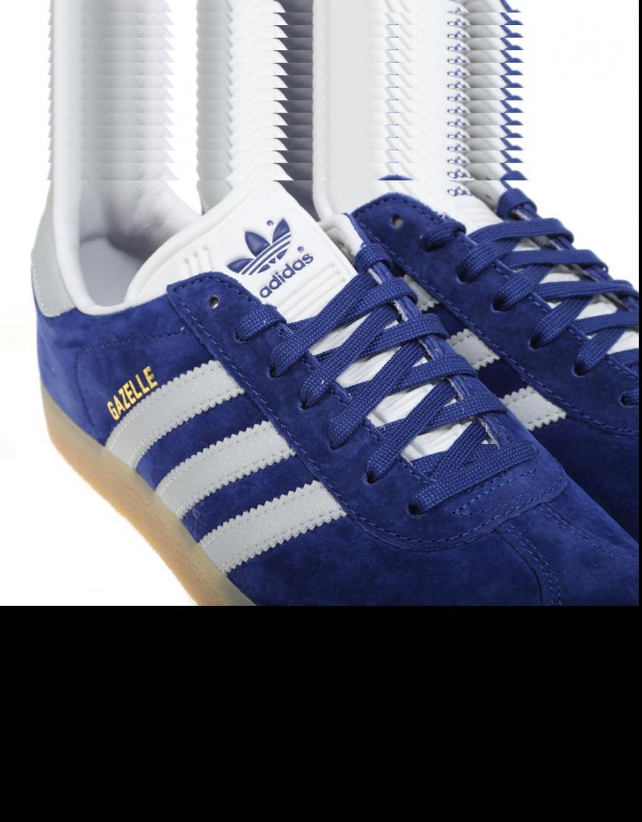 Gazelle Adidas Azul