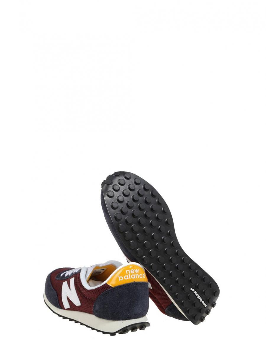 new balance zapatillas burdeos