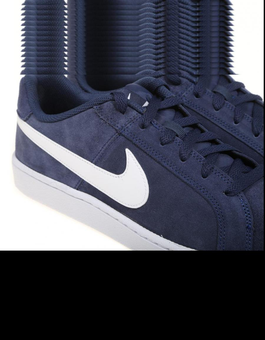 29c741e8 Zapatillas Nike COURT ROYALE SUEDE 60060 421032060060 en Azul marino. COURT  ROYALE SUEDE ...