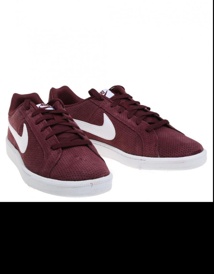 Nike Court Royale Suede, zapatillas Rojo | 60062 | OFERTA