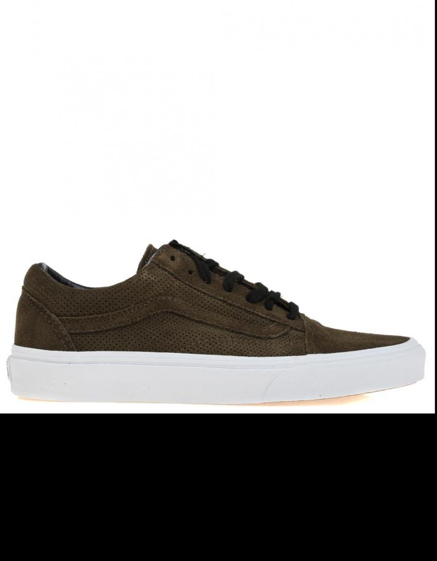 5c1c8762279e6 Zapatillas Vans OLD SKOOL 60479 123031160479 en Kaki. OLD SKOOL  OLD SKOOL  ...
