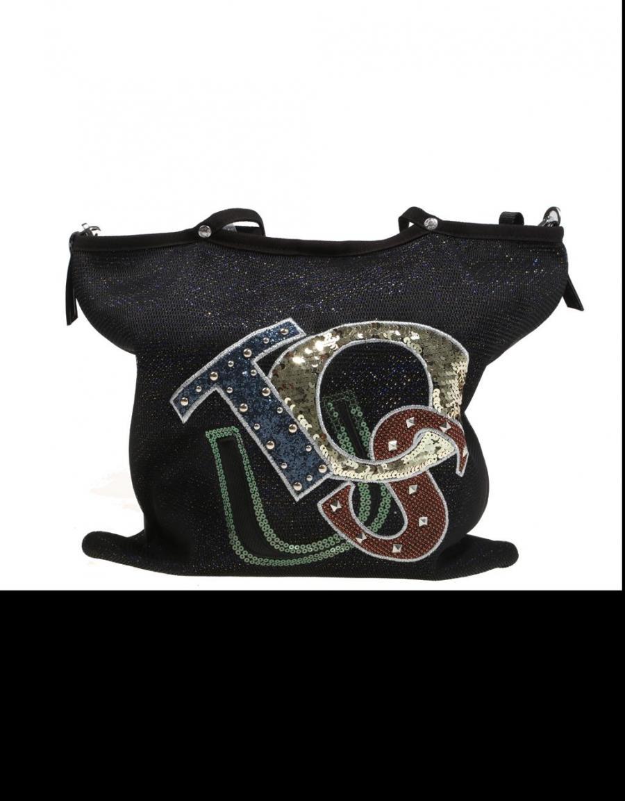 LogoCartera OfertaTous Jodie Negro Lona60534 Shopping VUMGLqzjSp
