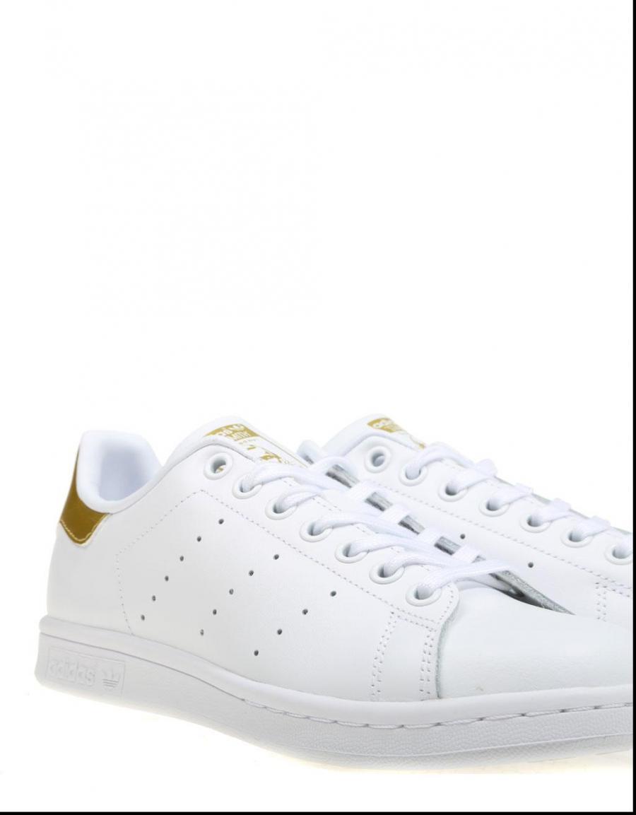 Piel60825 Adidas Stan SmithZapatillas Oferta Blanco Qdtrsh