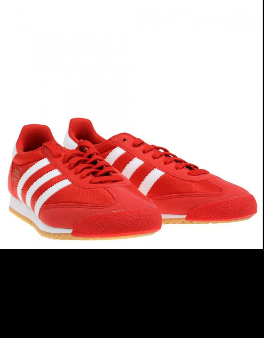 adidas dragon rojo
