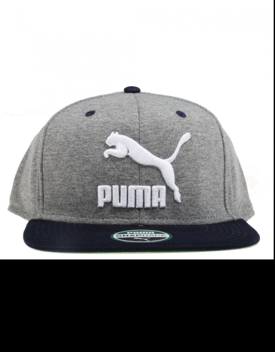 Gorra Puma LS COLOURBLOCK SNAPBACK en Gris. LS COLOURBLOCK SNAPBACK  LS  COLOURBLOCK SNAPBACK ... 498b2479fa3