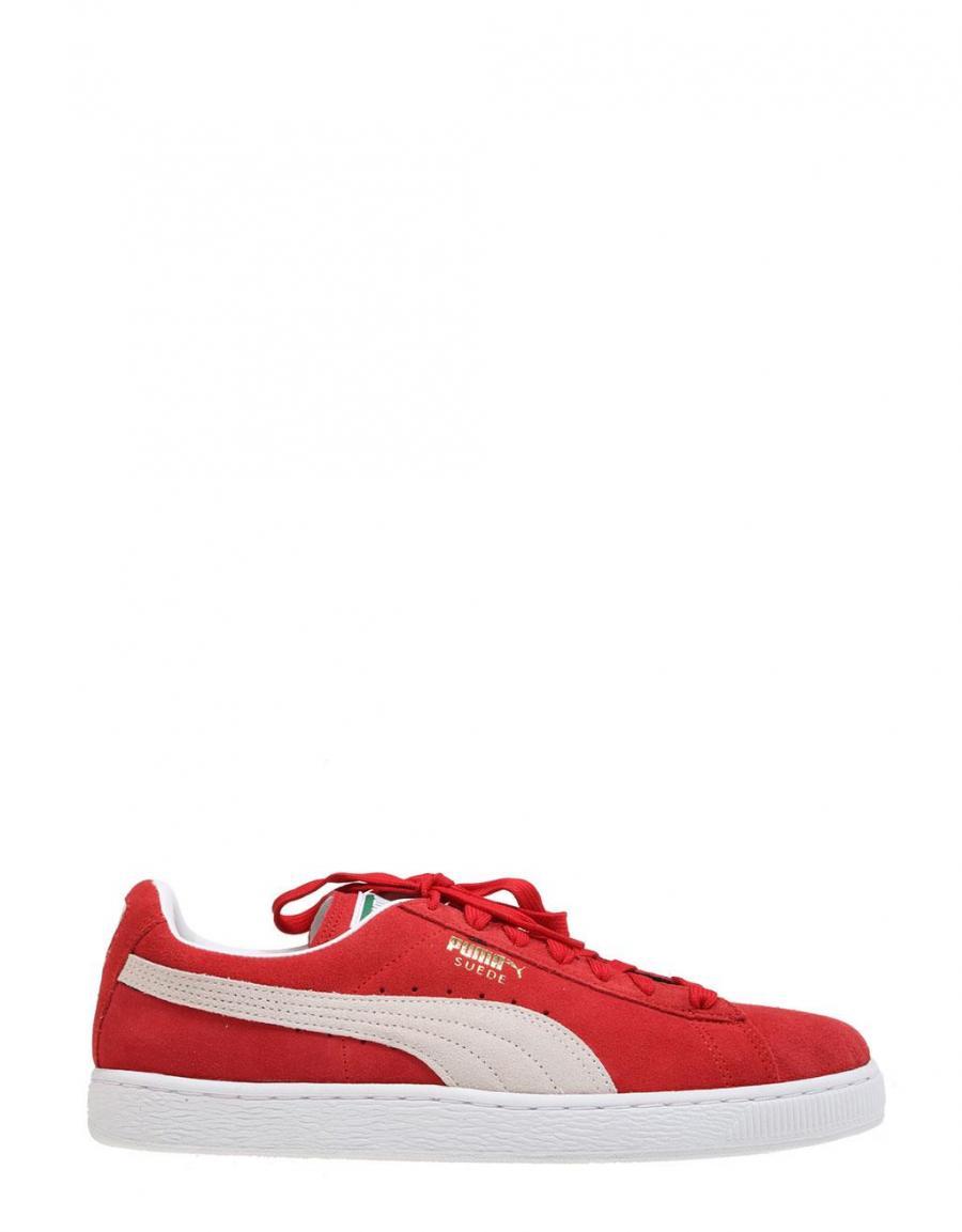 b61275237 Zapatillas Puma SUEDE CLASSIC 61851 421033061851 en Rojo. SUEDE CLASSIC ·  SUEDE CLASSIC ...