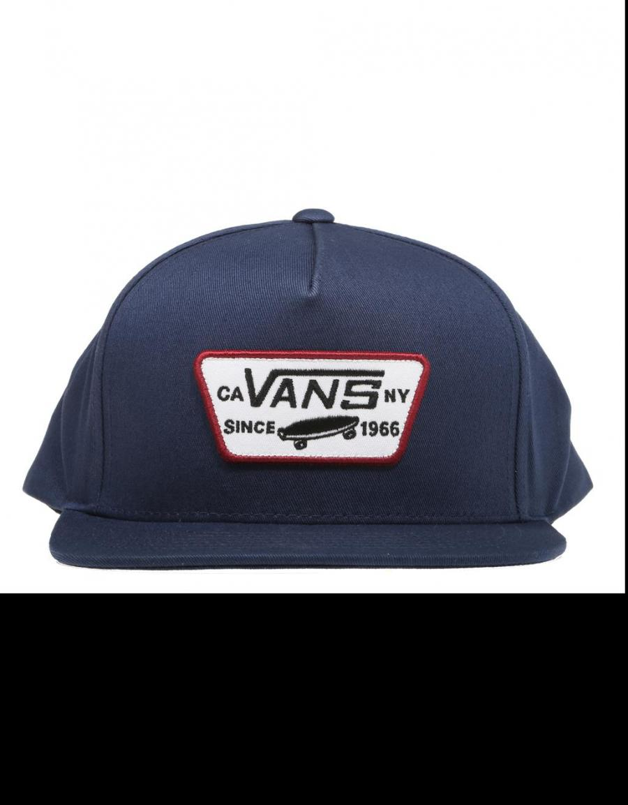 fd825e9718929 Gorra Vans MN FULL PATCH SNAPBA en Azul marino. MN FULL PATCH SNAPBA  MN  FULL PATCH SNAPBA ...