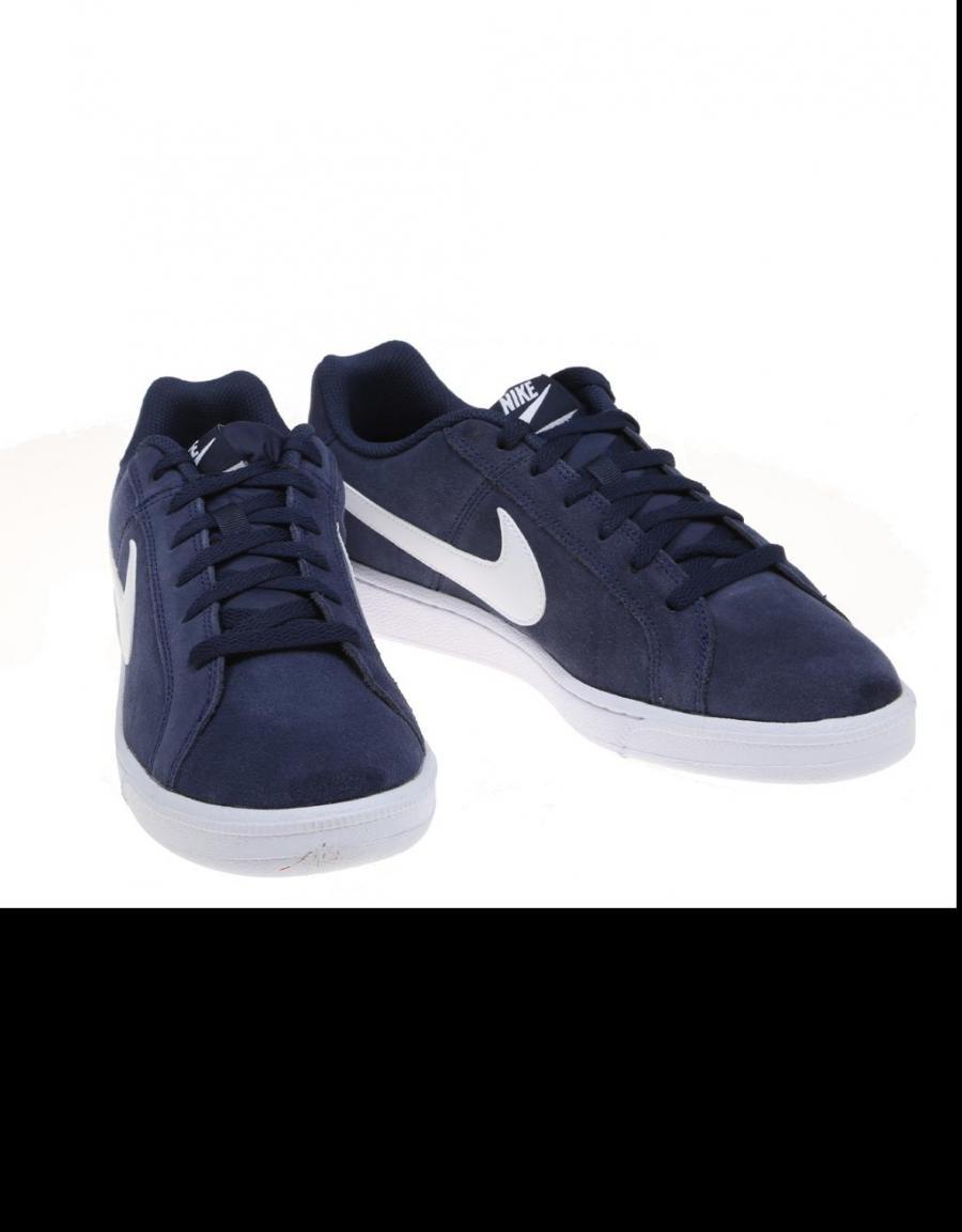 c9bdbe811d7 Nike Court Royale Suede, zapatillas Azul marino | 63052 | OFERTA