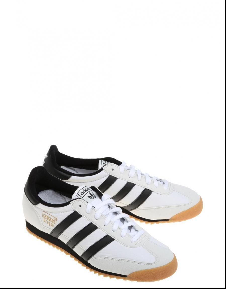 separation shoes c85b9 9c651 Zapatillas ADIDAS DRAGON OG en Blanco. DRAGON OG  DRAGON OG  DRAGON OG ...