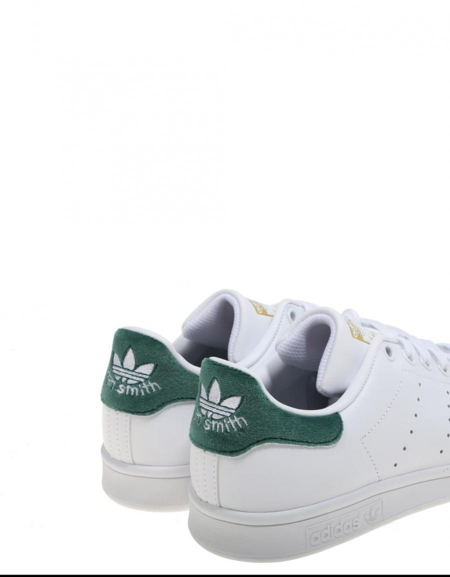 042a27c2586 Zapatillas ADIDAS STAN SMITH J en Blanco. STAN SMITH J ...