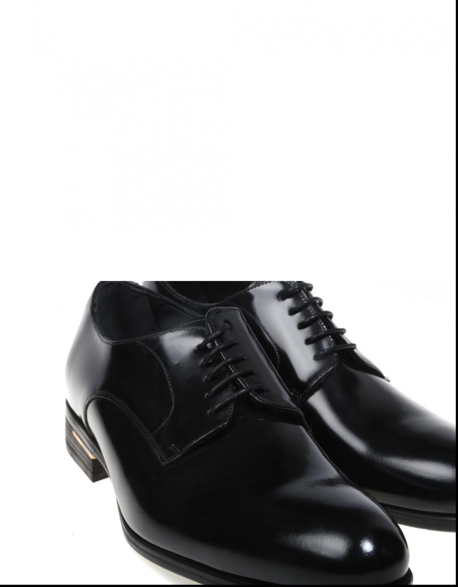 Zapatos Vestir Angel 92053 Infantes 63876 Negro wgxCHq