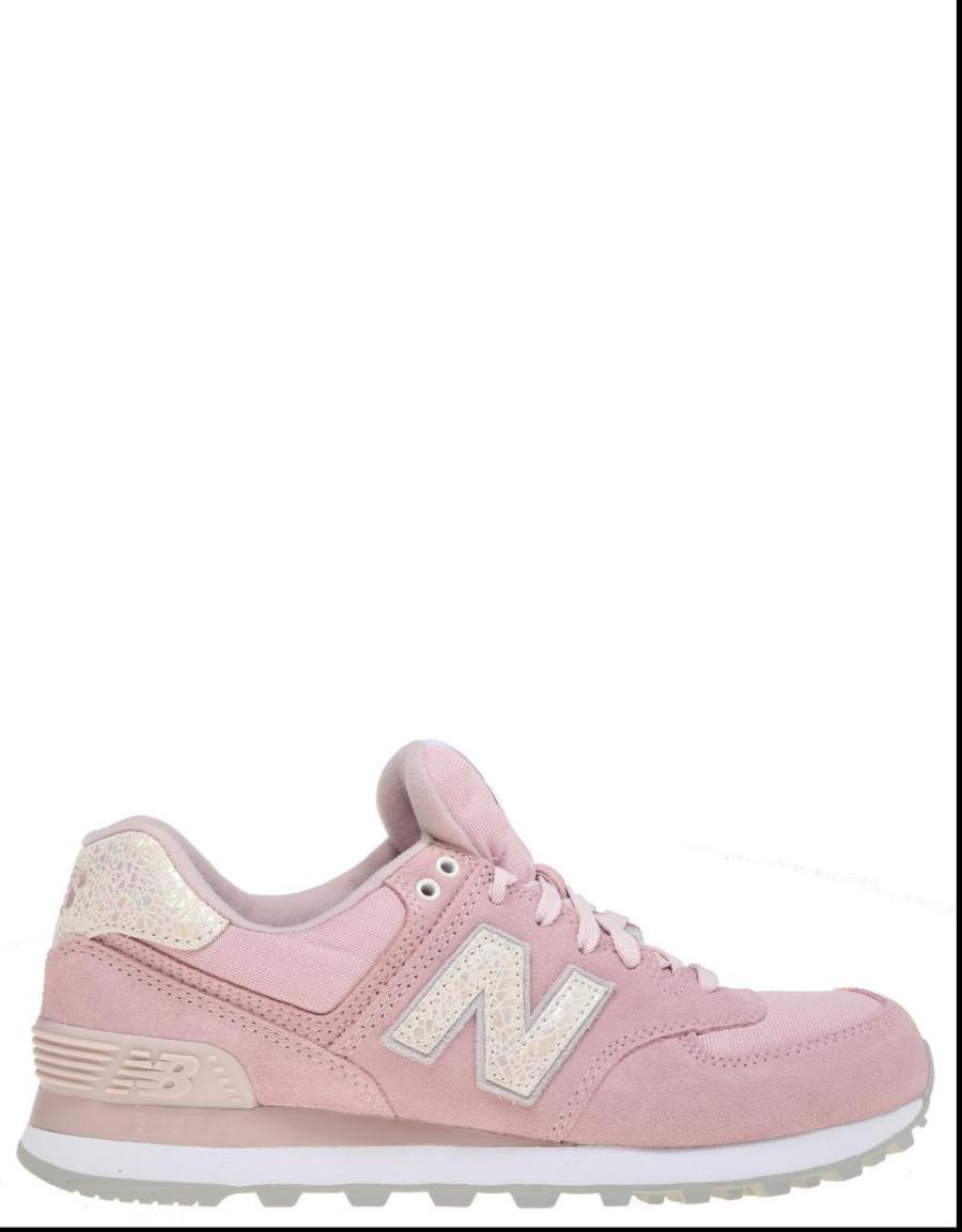 new balance serraje rosa