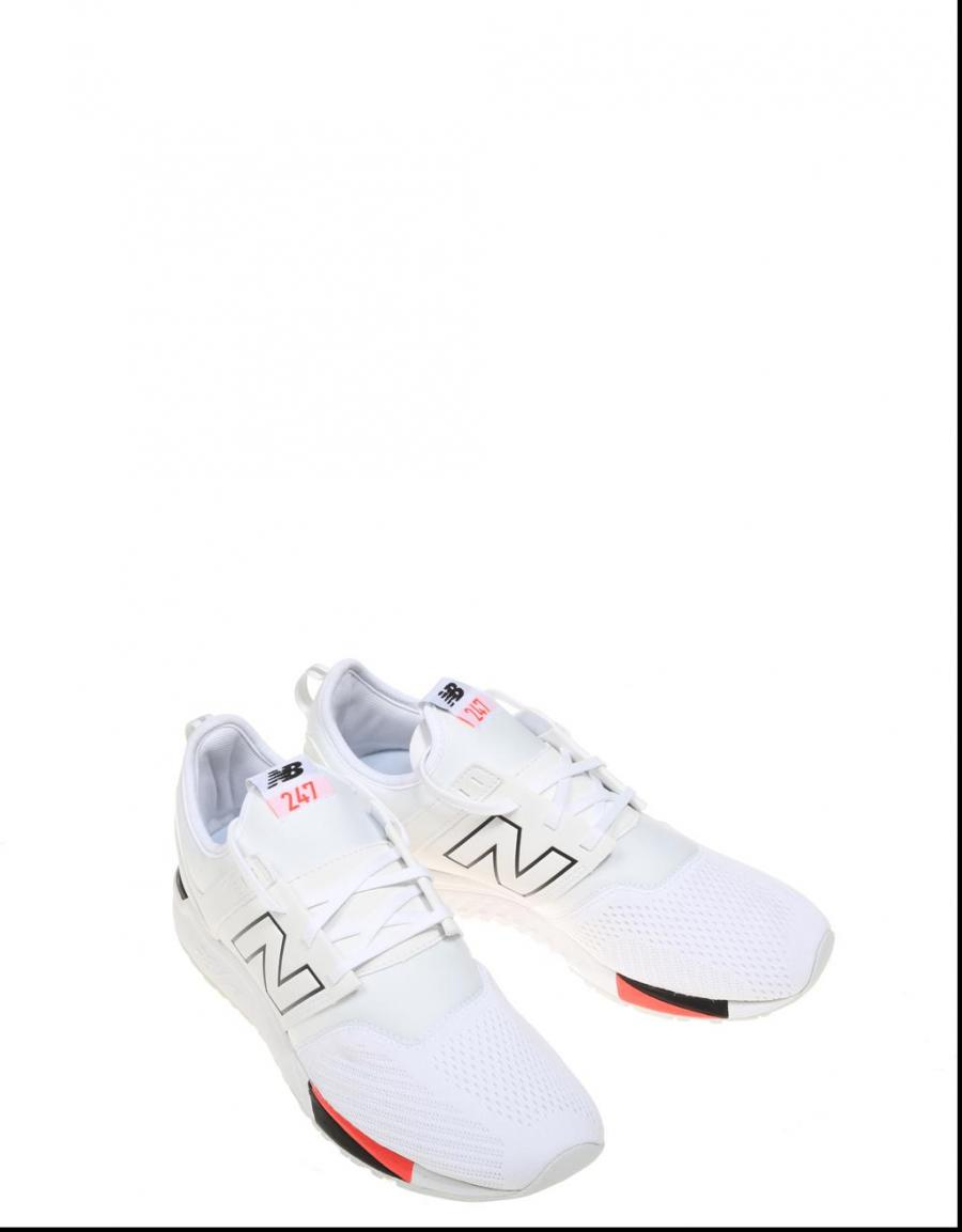 zapatillas new balance blanco
