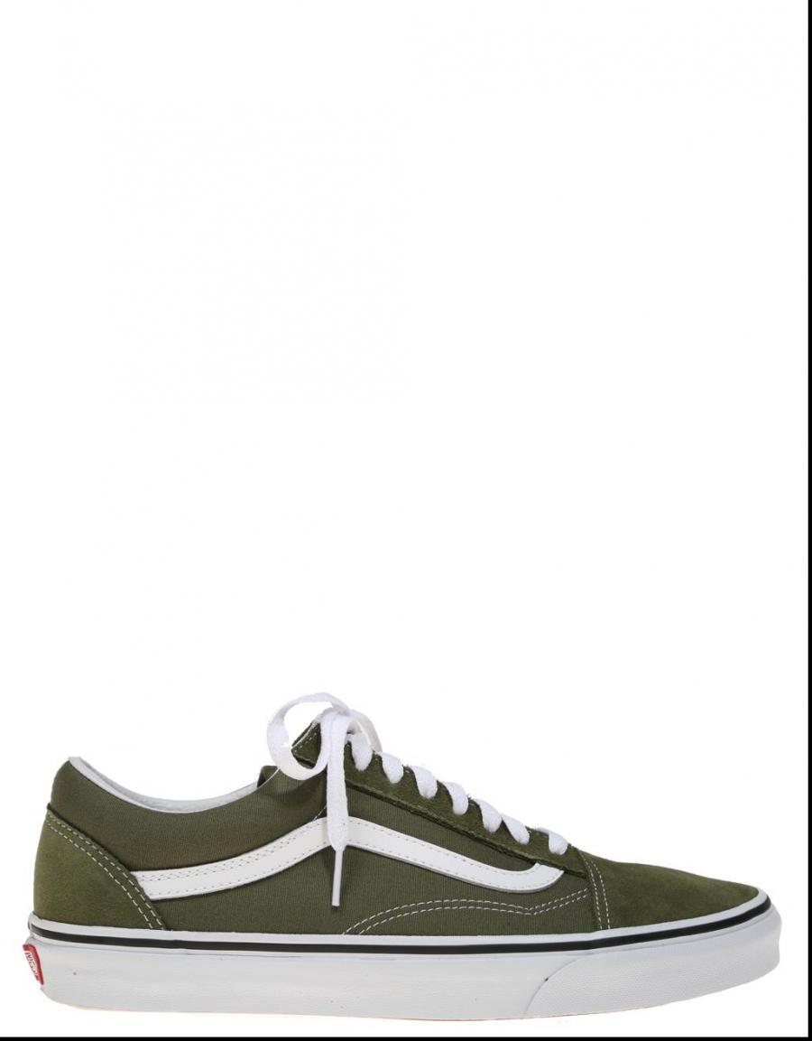 zapatillas vans kaki